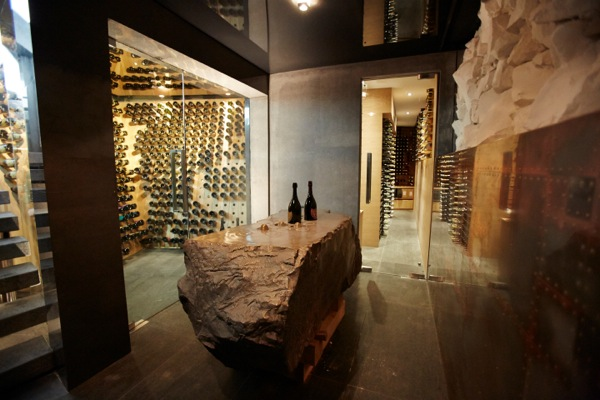 Wine Gallery im Ellerman House