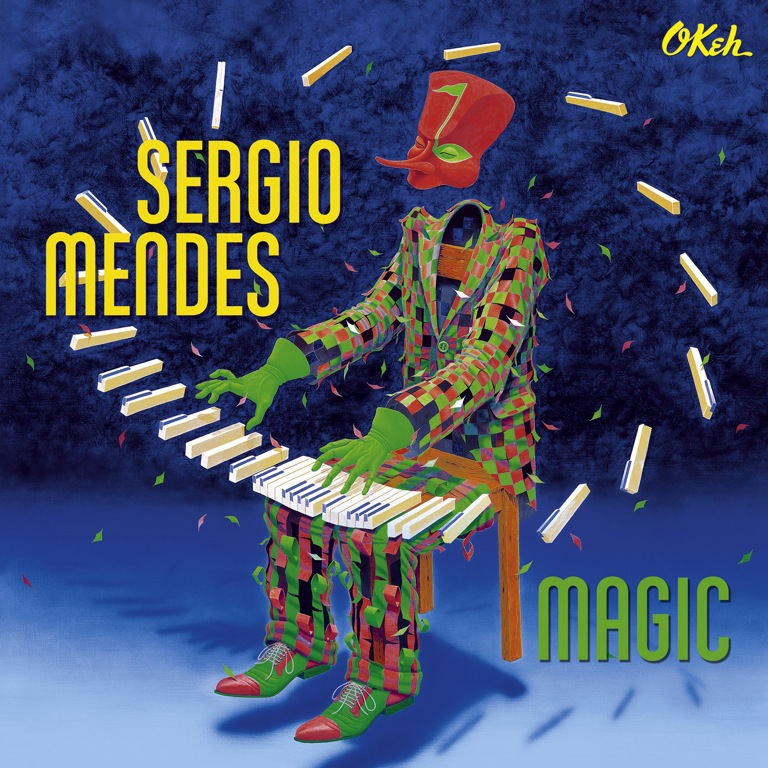 Sergio Mendes veroeffentlicht neues Album Magic