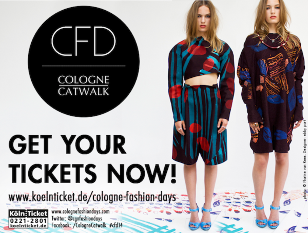 Cologne Fashion Days Tickets